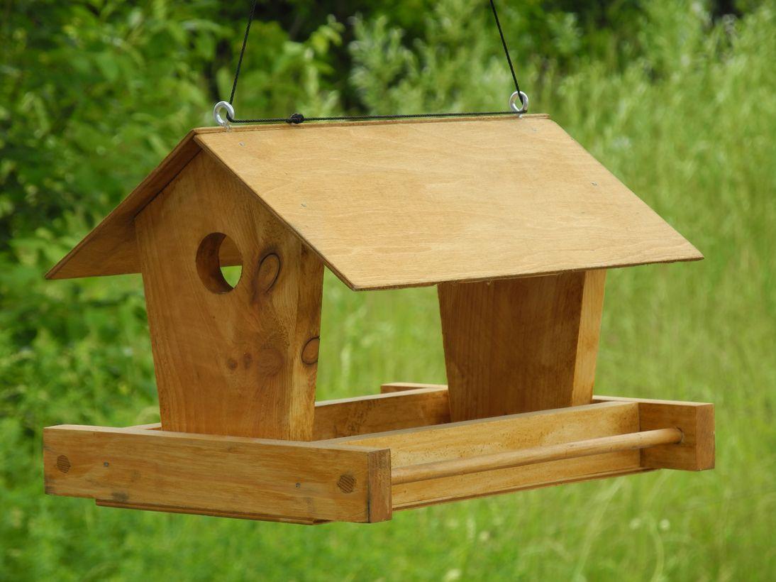 Кормушка для птиц  из дерева фото чертежи и ход работы